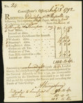 Colonial Notes:Connecticut, Yale College Fund (Connecticut) £108.15.6 1/2 July 3, 1792 About New.. ...