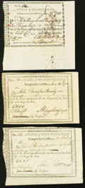 Colonial Notes:Connecticut, Connecticut Civil List £10 June 27, 1788 Very Fine.. ...