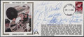 Hockey Collectibles:Others, 1994 New York Rangers Multi-Signed First Day Cover....