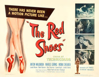 "The Red Shoes (Eagle Lion, 1948). Half Sheet (22"" X 28"")"