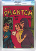 Golden Age (1938-1955):Miscellaneous, Feature Books #22 The Phantom - Mile High Pedigree (David McKay Publications, 1940) CGC VF/NM 9.0 White pages....