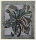Fine Art - Work on Paper:Print, Lowell Nesbitt (American, 1933-1993). Untitled (four works),1988. Offset lithograph in colors on paper, each. 36 x 31-1...(Total: 4 Items)