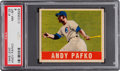 Baseball Cards:Singles (1940-1949), 1948 Leaf Andy Pafko #125 PSA NM-MT 8....