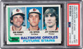 Baseball Cards:Singles (1970-Now), 1982 Topps Cal Ripken Jr. - Orioles Future Stars #21 PSA Gem Mint10....