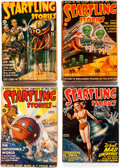 Pulps:Science Fiction, Startling Stories Box Lot (Standard, 1939-55) Condition: AverageVG-....