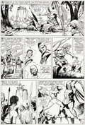 Original Comic Art:Panel Pages, Dick Ayers and Paul Reinman Tales to Astonish #58 Story Page12 Original Art (Marvel, 1964)....