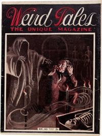 Weird Tales - November 1923 (Popular Fiction) Condition: VG