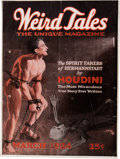 Pulps:Horror, Weird Tales - March 1924 (Popular Fiction) Condition: VG....