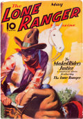 Pulps:Western, The Lone Ranger Magazine #2 (Trojan Publishing, 1937) Condition: VG/FN....
