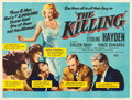 "Movie Posters:Film Noir, The Killing (United Artists, 1956). British Quad (29.5"" X 38.5"")....."