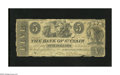 Obsoletes By State:Michigan, St. Clair, MI- Bank of St. Clair $5 July 1, 1840. This is the first time a note from this institution has made it into our i...