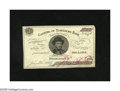 Obsoletes By State:New Hampshire, Brookline, NH- Townsend Bank 3¢ July 4, 1864. This scrip carries a portrait of the cashier for this bank. The extreme upper ...