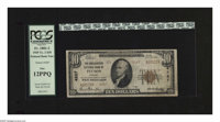 Tucson, AZ - $10 1929 Ty. 2 The Consolidated NB Ch. # 4287 The Kelly disk enumerates 125 Small, but that does not inclu...