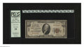 National Bank Notes:Colorado, Fort Collins, CO - $10 1929 Ty. 1 The Poudre Valley NB Ch. # 7837.Even though this bank became a national bank in July ...