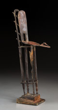 Other, 20th Century School . Untitled. Iron. 16-1/4 inches (41.3cm) high. ...