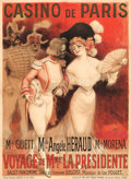 Movie Posters:Musical, Casino de Paris (c. 1895). Ballet-Pantomime Poster...