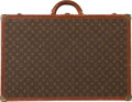 "Luxury Accessories:Travel/Trunks, Louis Vuitton Classic Monogram Canvas Alzer 70 Trunk. Condition:4. 27.5"" Width x 18"" Height x 8"" Depth. ..."