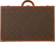 "Louis Vuitton Classic Monogram Canvas Alzer 70 Trunk Condition: 4 27.5"" Width x 18"" Height x 8"" Depth"