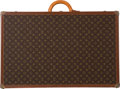 "Luxury Accessories:Travel/Trunks, Louis Vuitton Classic Monogram Canvas Alzer 80 Trunk. Condition:3. 31.5"" Width x 20"" Height x 10.5"" Depth. ..."
