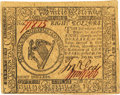 Colonial Notes:Continental Congress Issues, Continental Currency July 22, 1776 $8 Fr. CC-45. PCGS Choice AboutNew 58PPQ.. ...