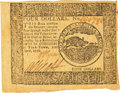 Colonial Notes:Continental Congress Issues, Continental Currency April 11, 1778 $4 Yorktown Issue Fr. CC-71.PCGS Very Fine 35PPQ.. ...