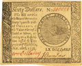 Colonial Notes:Continental Congress Issues, Continental Currency September 26, 1778 $60 Fr. CC-86. PCGS New62PPQ.. ...