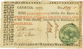 Colonial Notes:Georgia, Georgia 1777 No Resolution Date $13 Fr. GA-91. PCGS Very Fine 25 Apparent.. ...
