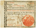 Colonial Notes:Georgia, Georgia September 10, 1777 $2 Fr. GA-115. PCGS Very Fine 30Apparent.. ...