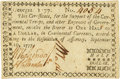 Colonial Notes:Georgia, Georgia September 10, 1777 $1/2 Fr. GA-112. PCGS Extremely Fine45PPQ.. ...