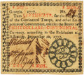 Colonial Notes:Georgia, Georgia September 10, 1777 $8 Fr. GA-121. PCGS Very Fine 30Apparent.. ...