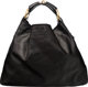 "Gucci Black Leather Horsebit Hobo Bag with Silver Hardware Condition: 3 16"" Width x 16"" Height x 4"" Depth..."