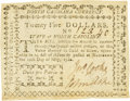 Colonial Notes:North Carolina, North Carolina May 10, 1780 $25 Dulce... Fr. NC-191a. PCGS About New 53PPQ.. ...