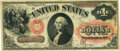Large Size:Legal Tender Notes, Fr. 26 $1 1875 Legal Tender PCGS Choice About New 58 Apparent.. ...