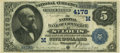 National Bank Notes:Missouri, Saint Louis, MO - $5 1882 Date Back Fr. 534 The NB of Commerce Ch.# (M)4178 PCGS Very Fine 30PPQ.. ...
