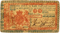 Colonial Notes:New Jersey, New Jersey April 16, 1764 6 Pounds Fr. NJ-169. PCGS Very Fine 25.....