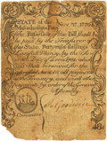 Colonial Notes:Massachusetts, Massachusetts Bay November 17, 1776 48 Shillings Contemporary Counterfeit Fr. MA-253. PCGS Very Fine 25 Apparent.. ...