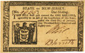 Colonial Notes:New Jersey, State of New Jersey January 9, 1781 1 Shilling Fr. NJ-194. PCGSChoice About New 55PPQ.. ...