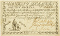 Colonial Notes:South Carolina, South Carolina February 8, 1779 $80 Fr. SC-157. PCGS Choice About New 55.. ...