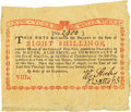 Colonial Notes:New York, New York Water Works August 2, 1775 8 Shillings Fr. NY-175. PCGSSuperb Gem New 67PPQ.. ...