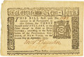 Colonial Notes:New York, New York September 2, 1775 $3 Fr. NY-179. PCGS Choice New 63PPQ.....