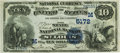 National Bank Notes:Missouri, Saint Louis, MO - $10 1882 Date Back Fr. 545 The State NB Ch. #(M)5172 PCGS Extremely Fine 45.. ...