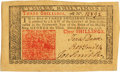 Colonial Notes:New Jersey, New Jersey March 25, 1776 3 Shillings Fr. NJ-177. PCGS Gem New 66PPQ.. ...