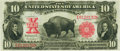 Large Size:Legal Tender Notes, Fr. 119 $10 1901 Legal Tender PCGS Extremely Fine 40.. ...