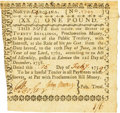 Colonial Notes:North Carolina, North Carolina December 22, 1758 20 Shillings Fr. NC-99. PCGSExtremely Fine 40.. ...