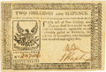 Colonial Notes:North Carolina, North Carolina December 29, 1785 2 Shillings 6 Pence Fr. NC-211. PCGS Choice About New 55PPQ.. ...