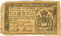 Colonial Notes:New York, Colony of New York April 2, 1759 10 Pounds Fr. NY-157. PCGS VeryFine 20 Apparent.. ...