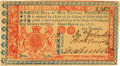 Colonial Notes:New Jersey, New Jersey March 25, 1776 6 Pounds Fr. NJ-183. PCGS Choice AboutNew 58PPQ.. ...