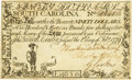 Colonial Notes:South Carolina, South Carolina February 8, 1779 $90 Fr. SC-158. PCGS Choice AboutNew 55PPQ.. ...