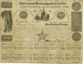 "Miscellaneous:Other, MY - Financial Americana - Republic of Texas Act of February 5,1840 $500 8% ""on Call after January 5, 1846"" Cr. 40C Coupon Bo..."