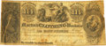 """Obsoletes By State:Missouri, St. Louis, MO - John T. Martin-Martin's Clothing Warehouse, 114 Main Street Undated (1830-1840s) """"114"""" Advertising Note. PCGS ..."""